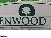 Greenwood Oaks Sintra Signs