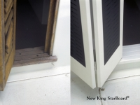 ing StarBoard Replaces Teak