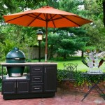 Outdoor Cabinets Made with King StarBoard® ST Black