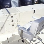 Boat Aft using King StarBoard® XL