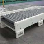 Conveyor Made with King KPC HDPE Natural