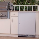 King StarBoard® ST Outdoor Kitchen in Seafoam