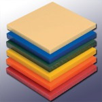 King ColorBoard® KPG Tan, KPG Blue, KPG Green, KPG Yellow, KPG Orange, KPG Red