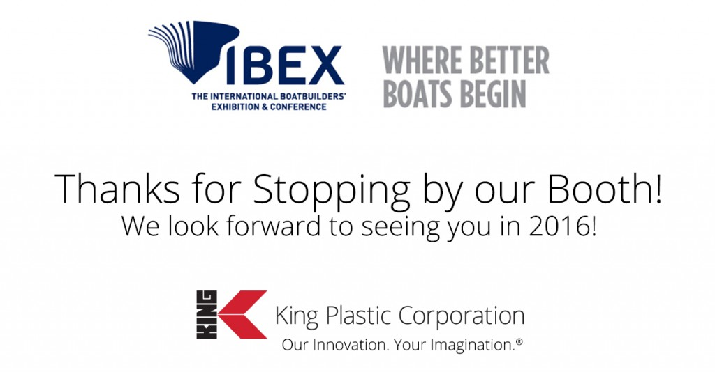 King StarBoard® Family featured at IBEX Show