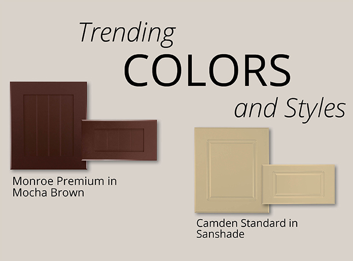 King DuraStyle™ 2015 Trending Colors and Styles For Outdoor Kitchens
