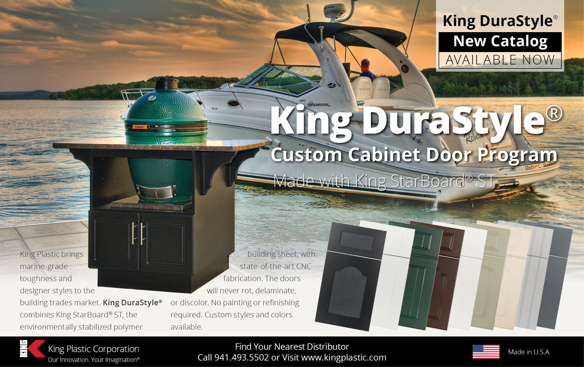 King DuraStyle® Marine Grade Tough