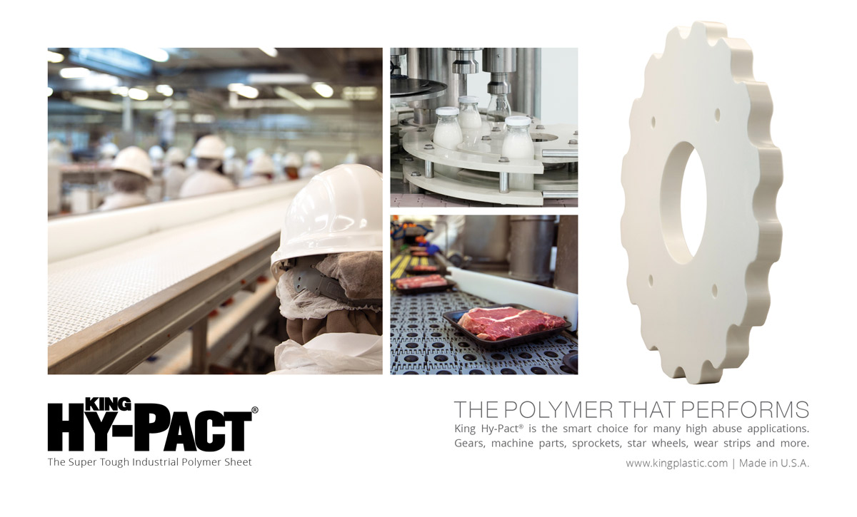 King Hy-Pact® As Seen In Packaging World Magazine