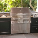 Outdoor Cabinets Made with King StarBoard® ST Evergreen