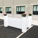 King StarBoard® ST Outside Dining Partitions