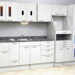 Dental Sterilization Center Made with King StarBoard® ST Upgraded to King MicroShield® Dolphin Gray