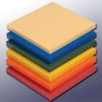King ColorBoard® KPG Tan, KPG Blue, KPG Green, KPG Yellow, KPG Orange, KPG Red