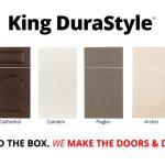 King DuraStyle® Custom Cabinet Doors