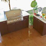 King DuraStyle® Custom Cabinet Door Program - Urban Style Door and Drawer in Mocha Brown