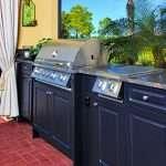 King DuraStyle® Custom Cabinet Door Program - Camden Style Door and Drawer in Black