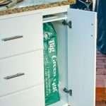 King DuraStyle® Custom Cabinet Door Program - Flagler Style Door and Urban Style Drawer in White/White