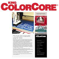 View King ColorCore Product Literature