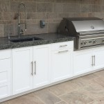 Outdoor Cabinets Made with King StarBoard® ST