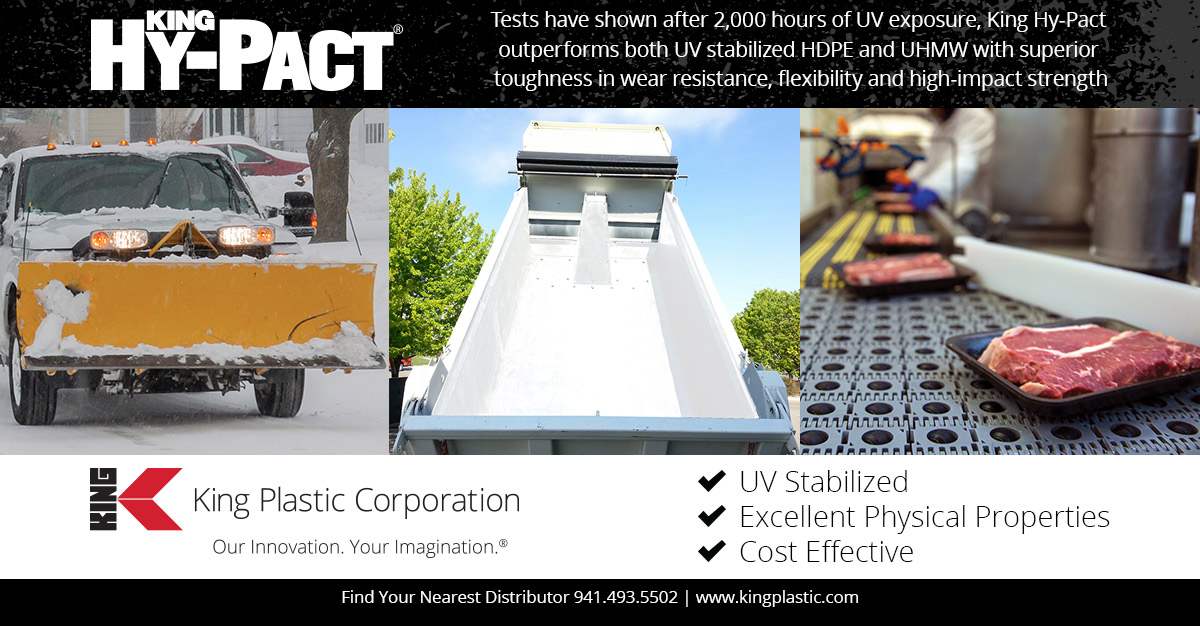 Introducing The New And Improved King Hy-Pact® | King Plastic