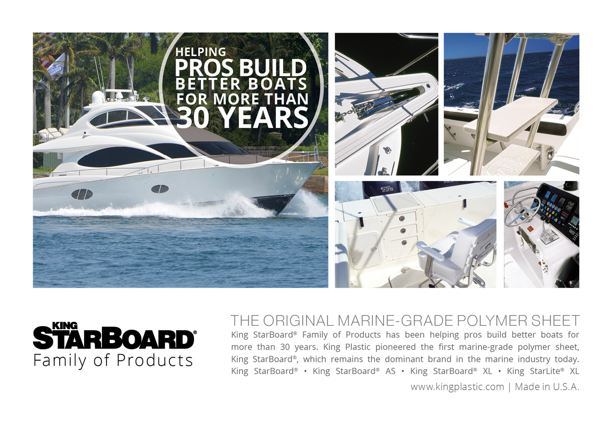 As Seen in Professional BoatBuilder Magazine - Click to View Larger Image