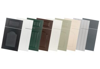 King Durastyle Door Colors