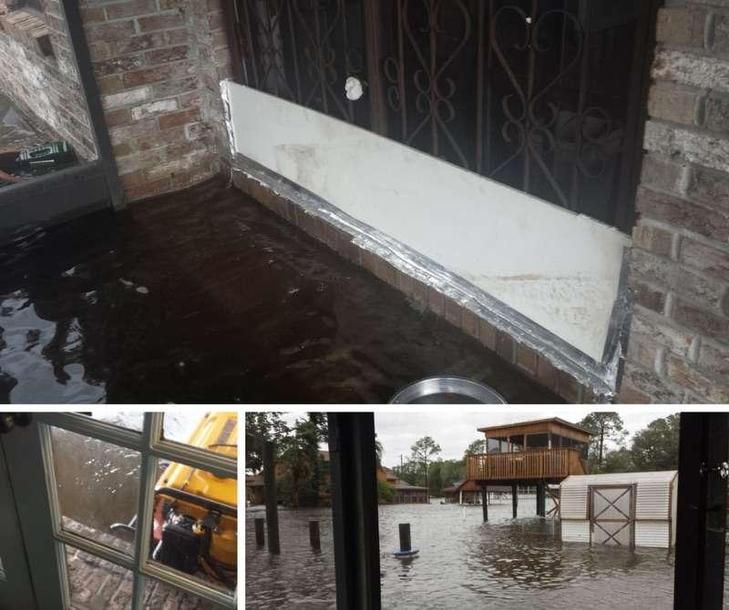 Testimonial King StarBoard® Flooding