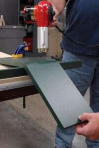 Use a Heat Gun to Slowly Bend HDPE