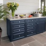 King DuraStyle® Custom Cabinet Doors in Indigo