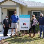 King Plastic Corporation Helps Build a Home for Fashaw Family