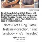 Charlotte Sun article